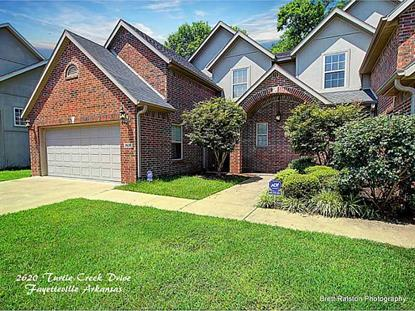 2620 East TURTLE CREEK Drive Fayetteville, AR MLS# 739751