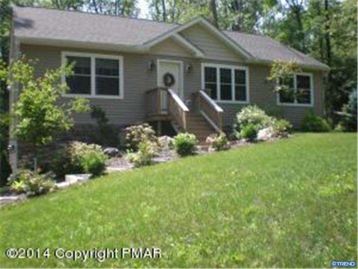 Photo of home for sale at 440 LAUREL LAKE DRIVE, Bartonsville PA
