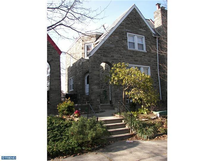 Photo of home for sale at 6922 RUTLAND ST, Philadelphia PA