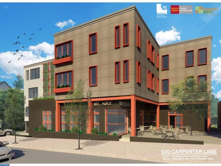 Property for sale at 520 CARPENTER LN #2E, Philadelphia,  PA 19119