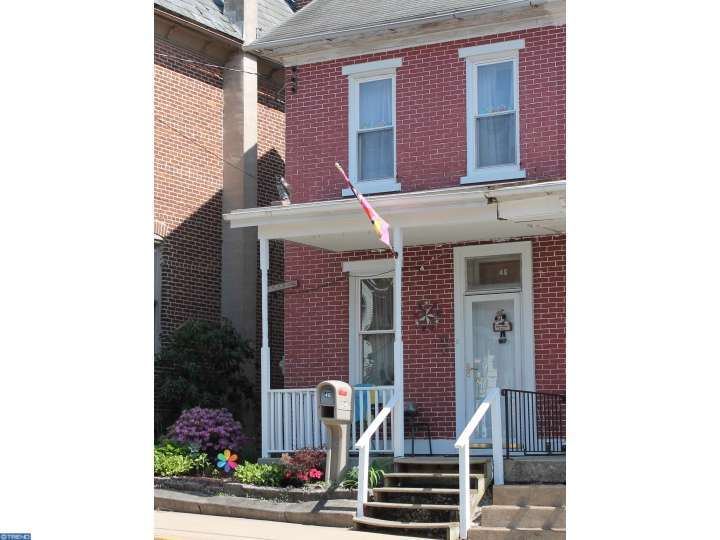 Property for sale at 46 E 4TH ST, Pennsburg,  PA 18073