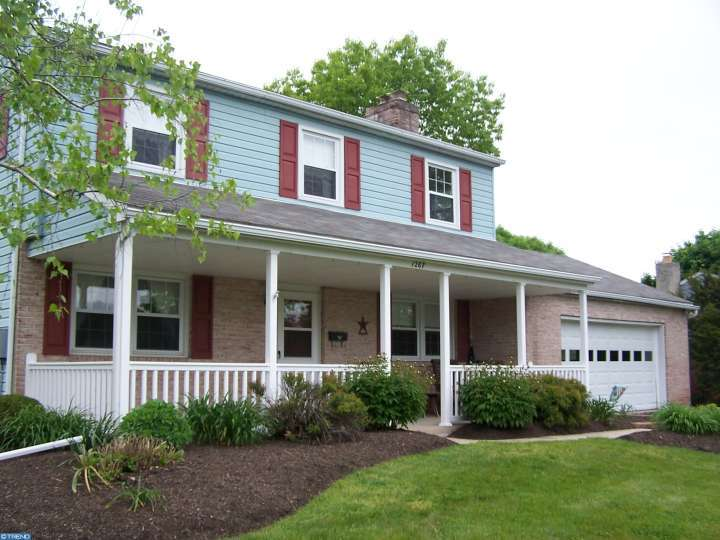 Property for sale at 1267 WINCHESTER PL, Red Hill,  PA 18076