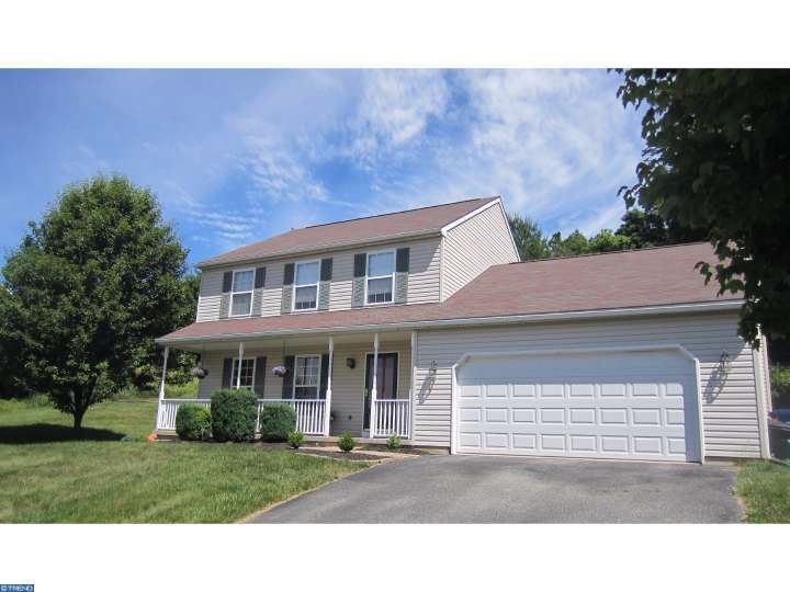 Photo of home for sale at 131 BEACON ST, Coatesville PA