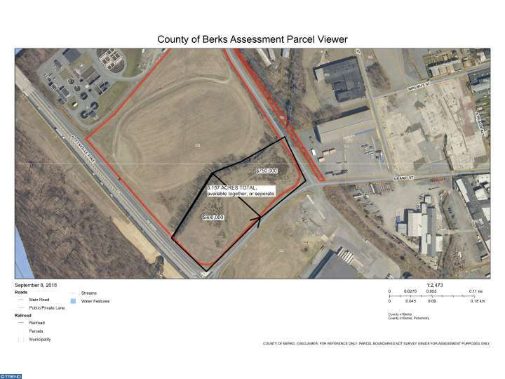 Property for sale at 301 S FRONT ST, Hamburg,  PA 19526
