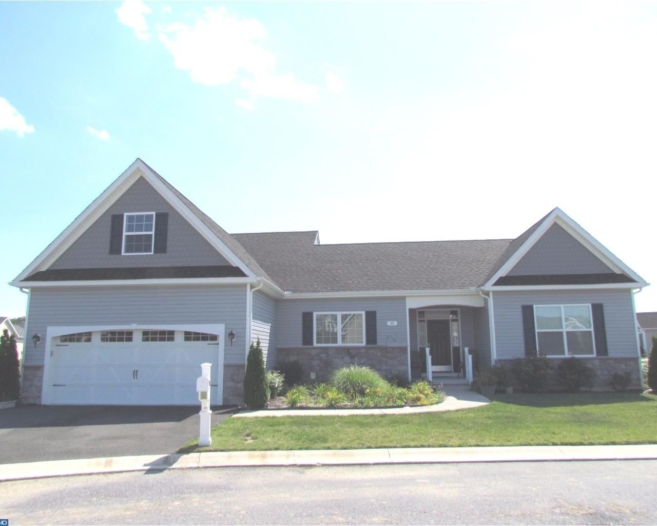 Photo of home for sale at 10 BRIDLE CT, Dover DE