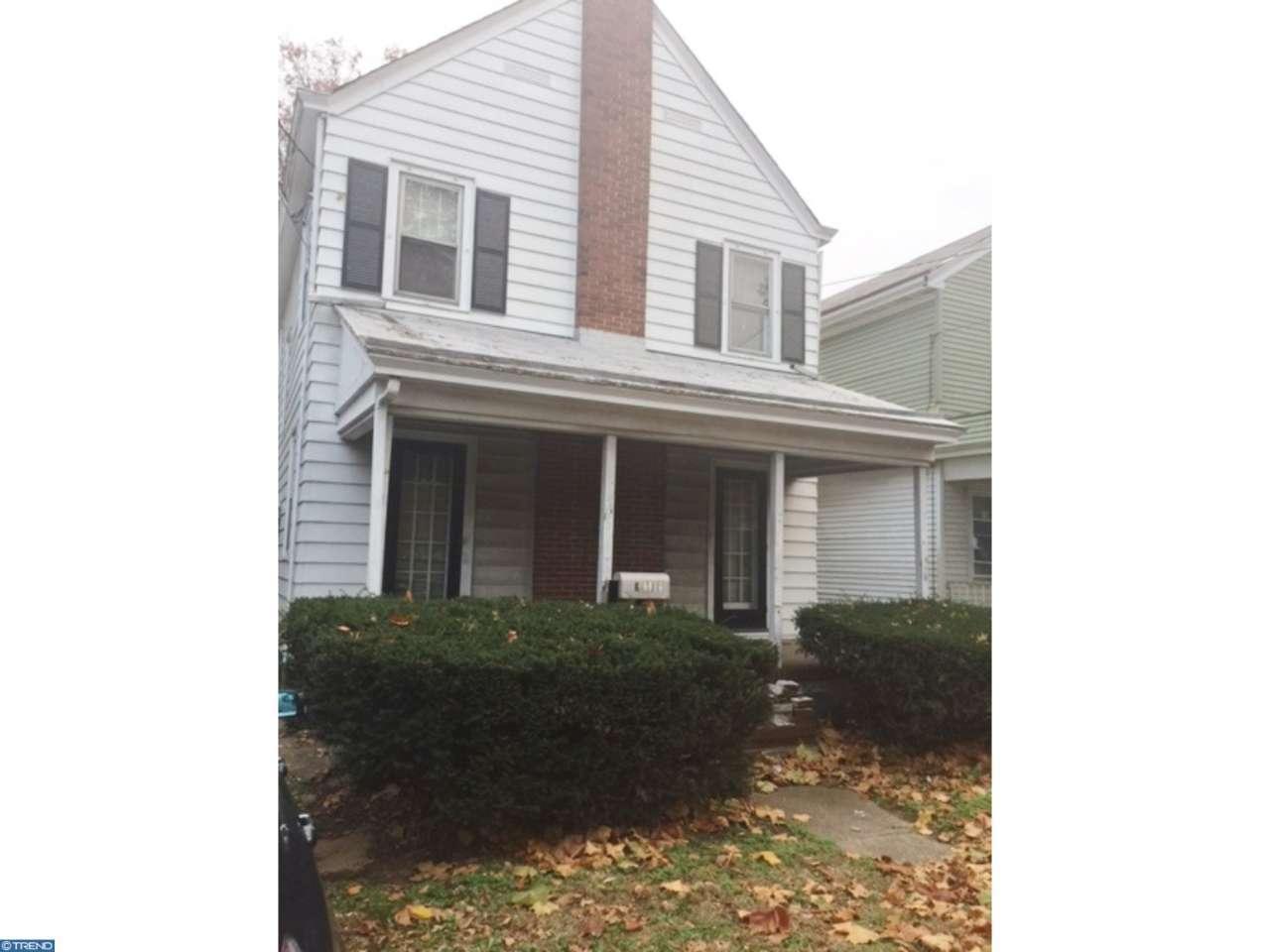 Photo of home for sale at 1767 HAMILTON AVE, Hamilton NJ