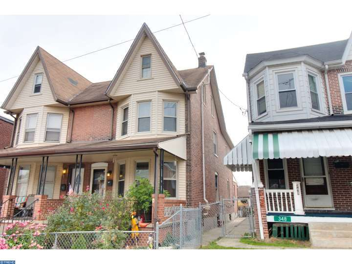 Photo of home for sale at 346 CHARLES ST, Coatesville PA