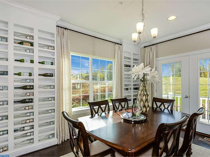 Photo of home for sale at 45 SKYLAR CIR #LOT 23, Media PA