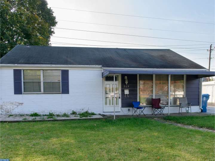 Photo of home for sale at 569 KINGWOOD RD, King Of Prussia PA