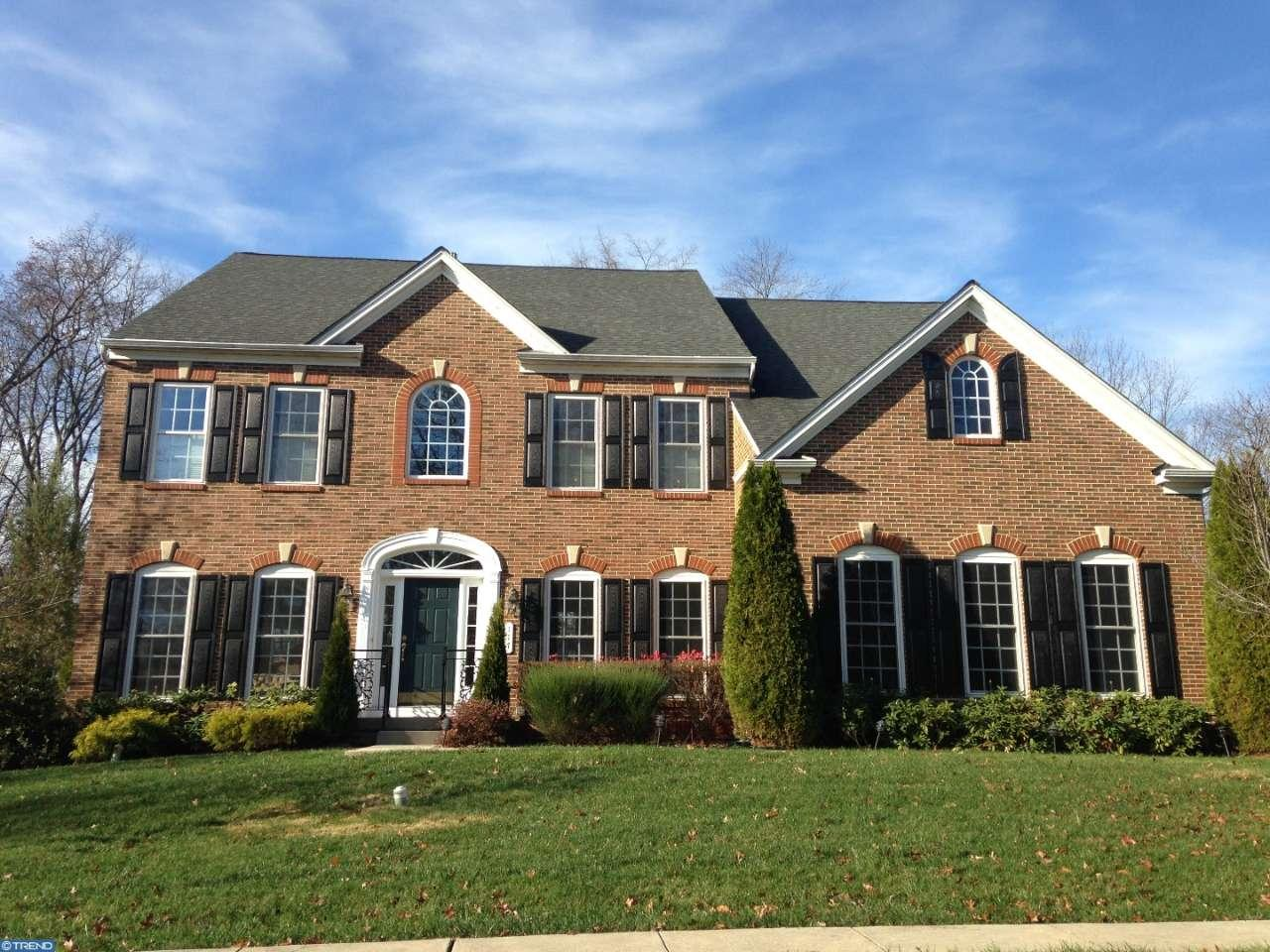 Photo of home for sale at 117 ROBERTSON CT, North Wales PA