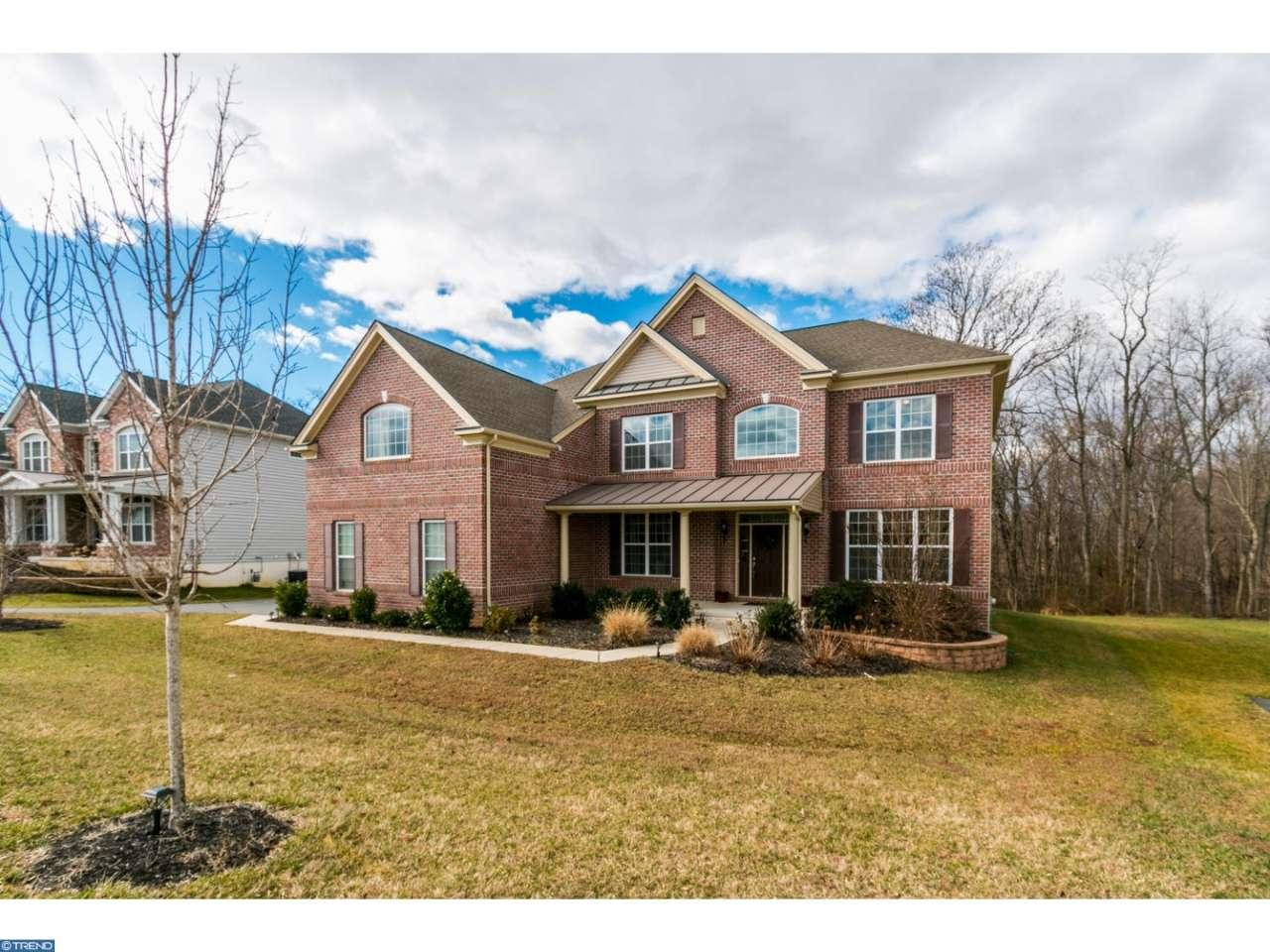 Photo of home for sale at 1437 OLMSTED DR, Bear DE