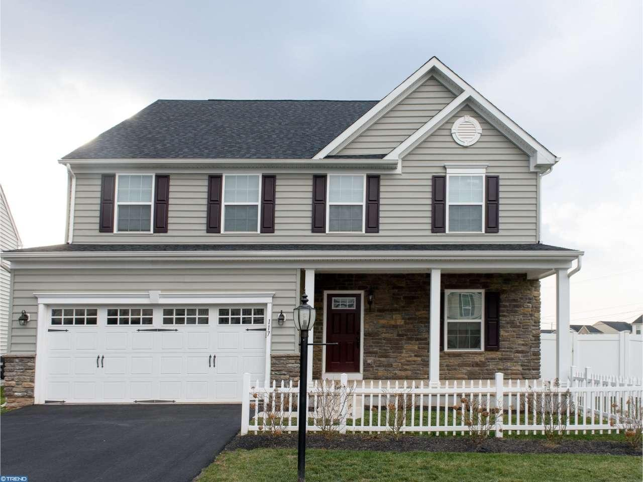 Property for sale at 117 JACKIE DR, Gilbertsville,  PA 19525