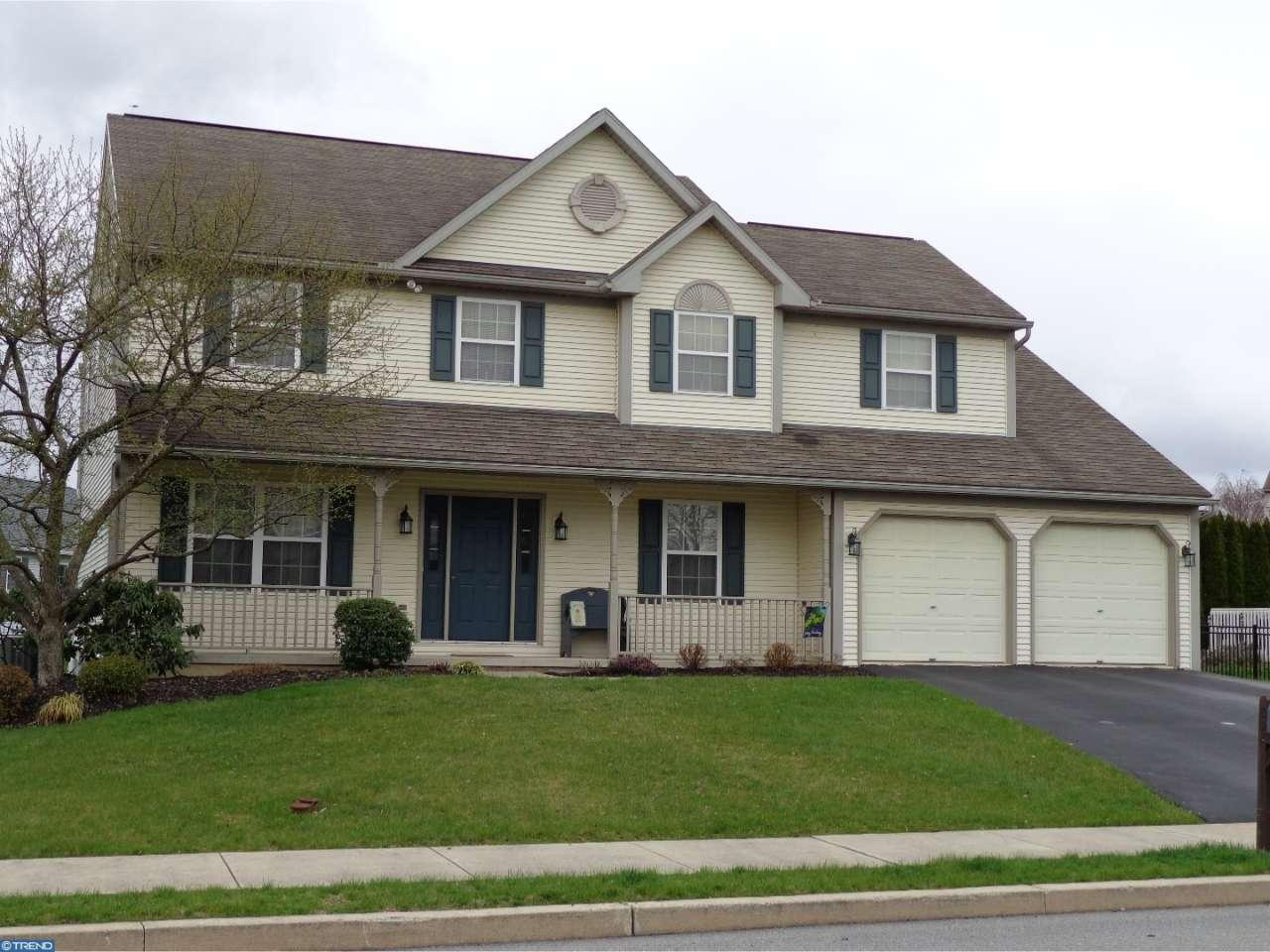 Property for sale at 13 BROOKFIELD DR, Fleetwood,  PA 19522