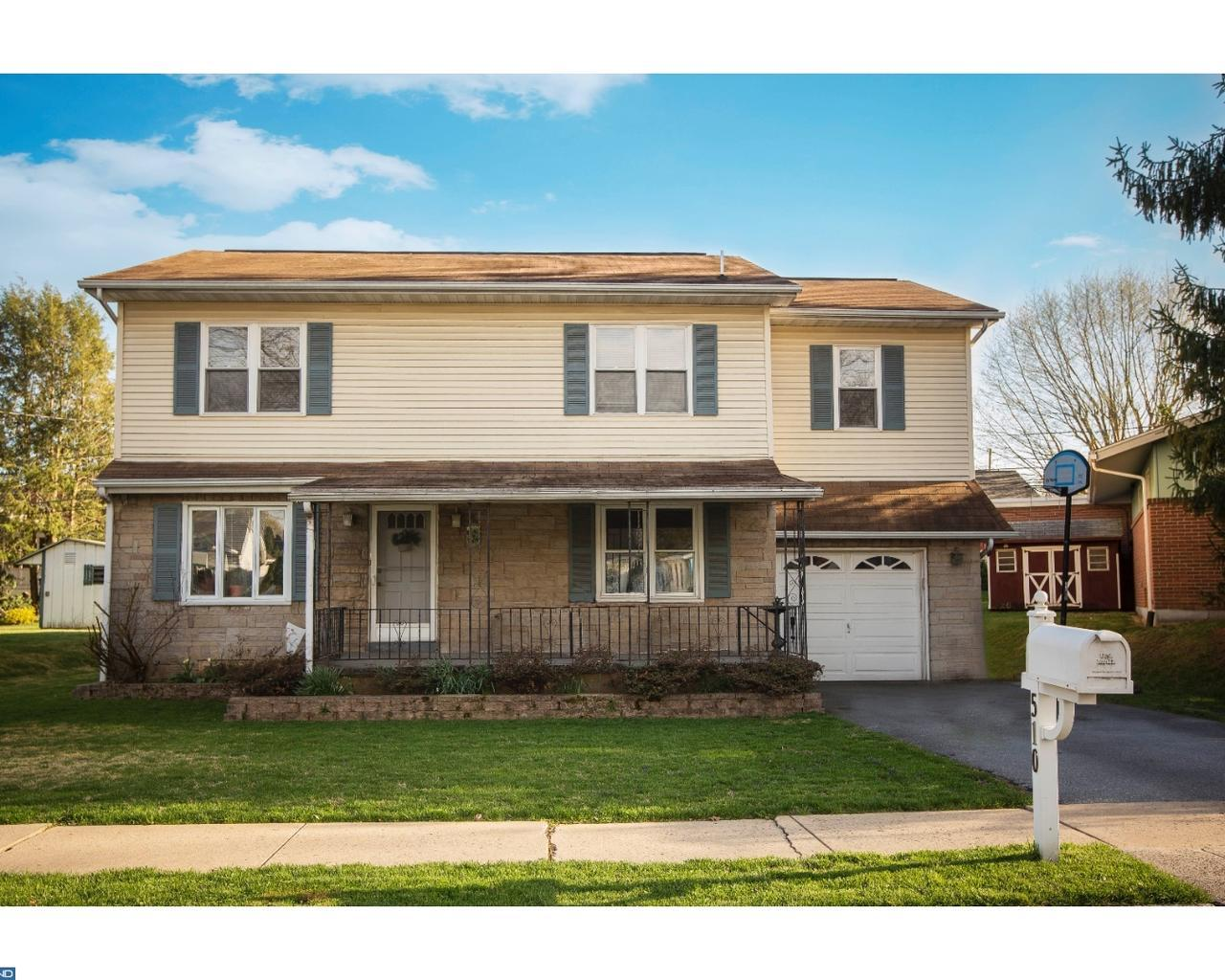 Property for sale at 510 HIGH BLVD, Reading,  PA 19607