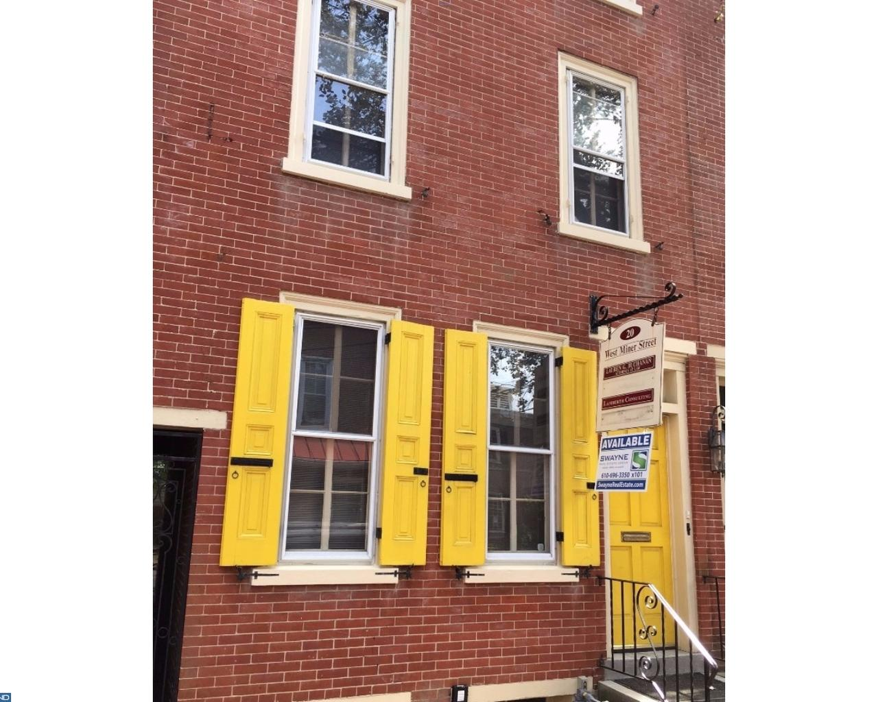 Property for sale at 20 W MINER ST, West Chester Boro,  PA 19382