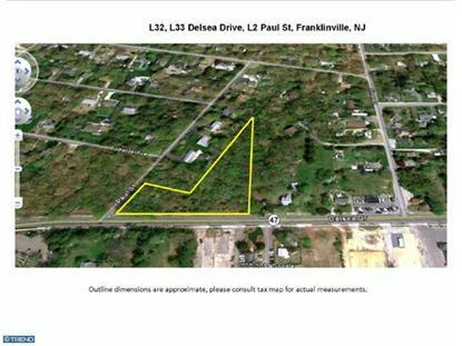 L32 DELSEA DR Franklinville, NJ MLS# 5943607