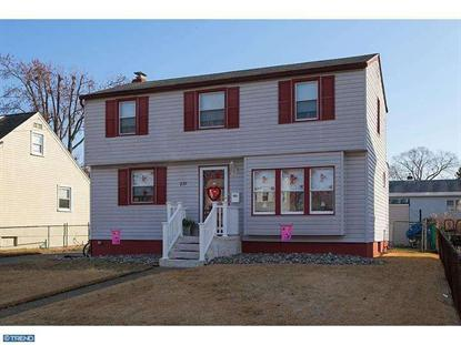 237 UNION AVE Bellmawr, NJ MLS# 6330363