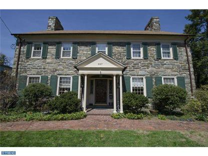 697 S HIGHLAND AVE Merion Station, PA MLS# 6373777