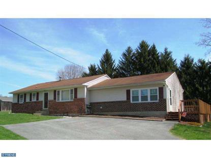 1296 N MANOR RD Honey Brook, PA MLS# 6374208