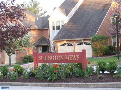 109 SPRINGTON MEWS CIR Media, PA MLS# 6382265