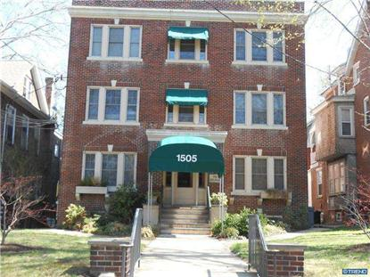 1505 DELAWARE AVE #1B Wilmington, DE MLS# 6385051