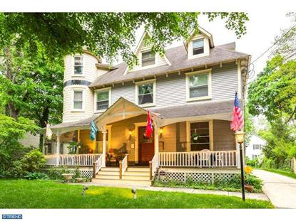 44 WEST END AVE Haddonfield, NJ MLS# 6390734