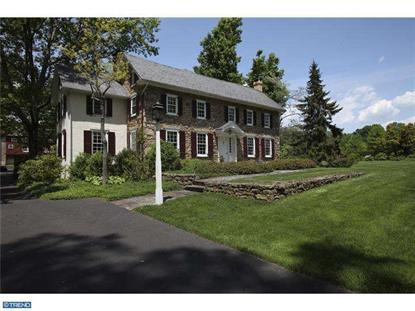 4003 MECHANICSVILLE RD Doylestown, PA MLS# 6395584
