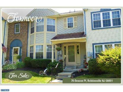 76 BEACON PL Robbinsville, NJ MLS# 6421665