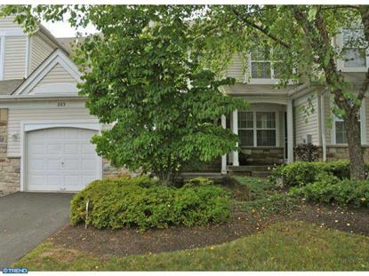 863 BRECKINRIDGE CT #122 New Hope, PA MLS# 6422051
