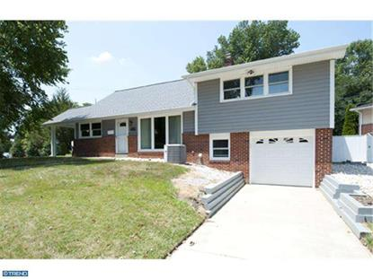 2400 NICHOLBY DR Wilmington, DE MLS# 6424594