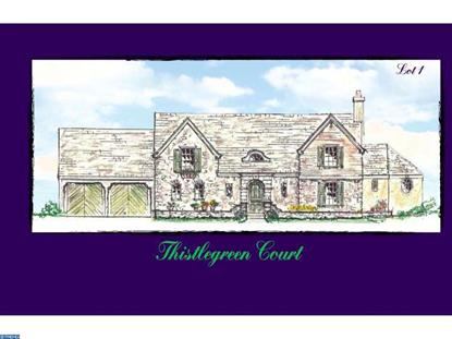519 THISTLEGREEN CT VILLANOVA, PA MLS# 6450971