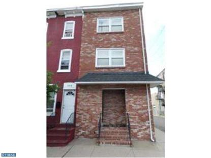 547 CHESTNUT AVE Trenton, NJ MLS# 6461307