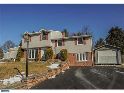 321 N BOBBIN MILL LN Broomall, PA MLS# 6514879