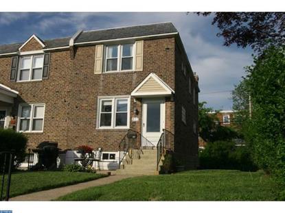 813 GAINSBORO RD Drexel Hill, PA MLS# 6542040