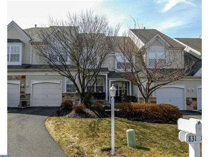 831 BRECKINRIDGE CT #105 New Hope, PA MLS# 6543149