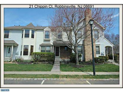 21 CHIPPIN CT Robbinsville, NJ MLS# 6555580