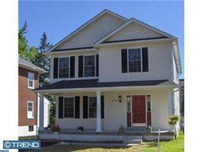 234 N SPRING GARDEN ST Ambler, PA MLS# 6608611