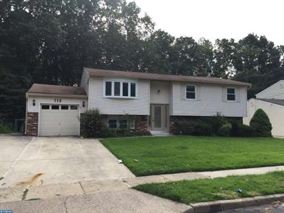 713 PUTNAM PL Blackwood, NJ MLS# 6608815