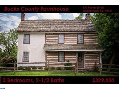 150 RESERVOIR RD Quakertown, PA MLS# 6614994