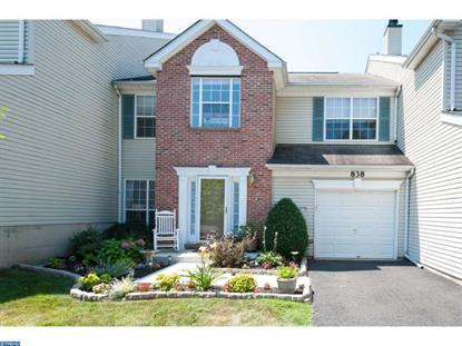 838 LONGMEADOW CT Chalfont, PA MLS# 6621253