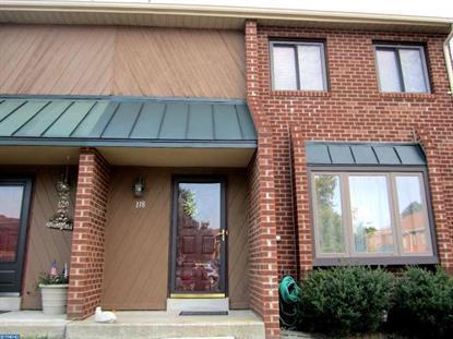 118 PEMBROKE CT Exton, PA MLS# 6628322