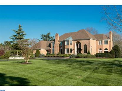 406 POND VIEW DR Moorestown, NJ MLS# 6679567