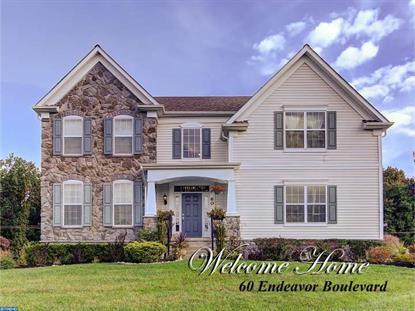 60 ENDEAVOR BLVD East Windsor, NJ MLS# 6682619