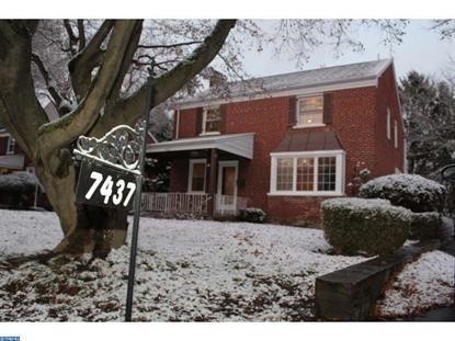 7437 BARCLAY RD Cheltenham, PA MLS# 6722112