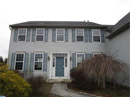285 JENNINGS WAY Mickleton, NJ MLS# 6736537