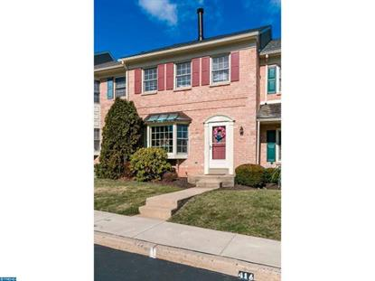 418 FRANKLIN CT Collegeville, PA MLS# 6741735