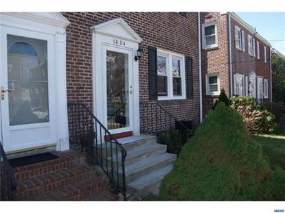 1804 MAPLE ST Wilmington, DE MLS# 6748226