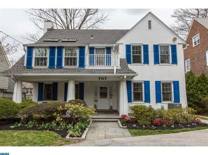 707 S BOWMAN AVE Merion Station, PA MLS# 6770347