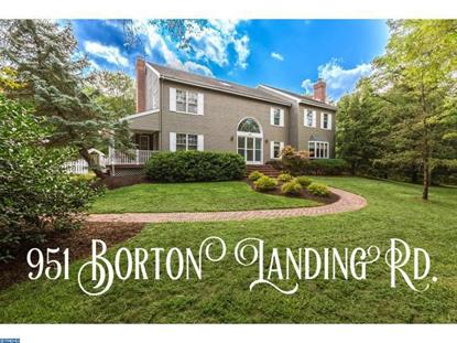 951 BORTON LANDING RD Moorestown, NJ MLS# 6771787