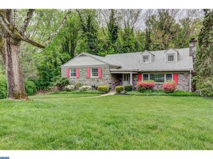 25 FOX LN Broomall, PA MLS# 6794988